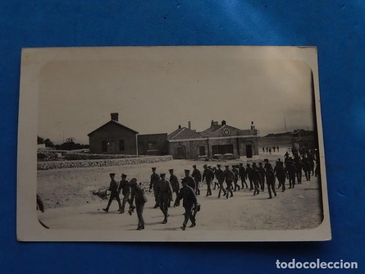 FOTOGRAFÍA MILITAR. PARECEN MILITARES INGLESES. (Militar - I Guerra Mundial)