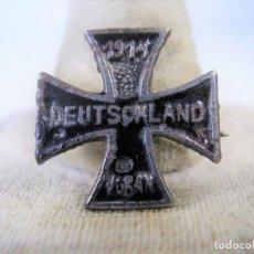 """Militaria: PIN 1914 """"ALEMANIA POR DELANTE"""". Lote 206255163"""