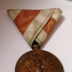 Militaria: MEDALLA 1914 AUSTRIACA DEFENSA DE TIROL. Lote 206986187