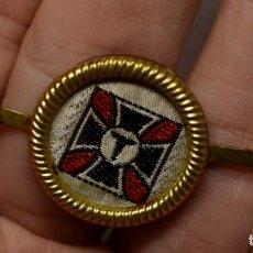 Militaria: DISTINTIVO PARA GORRA DE LOS RESERVISTAS DE ALEMANIA. DE LA PRIMERA GUERRA MUNDIAL. Lote 209832437