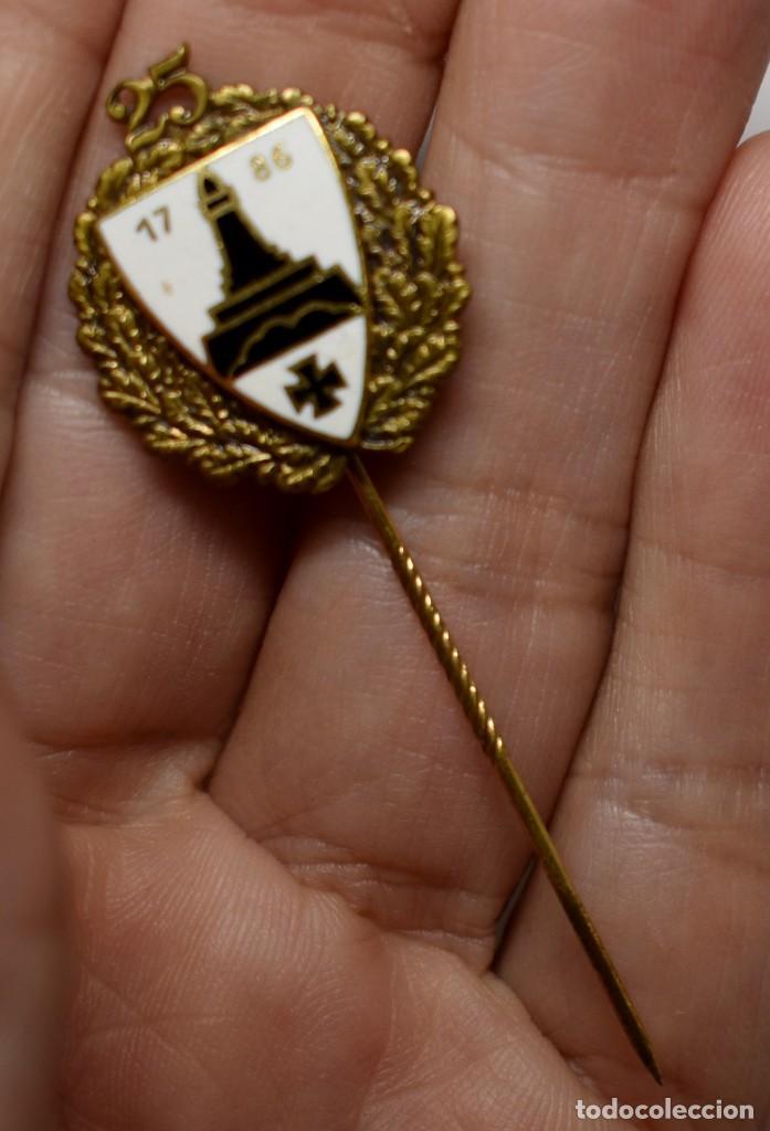 ALFILER DEL 25 ANIVERSARIO DE LA ASOCIACION DE RESERVISTAS DE ALEMANIA.PRIMERA GUERRA MUNDIAL. (Militar - I Guerra Mundial)
