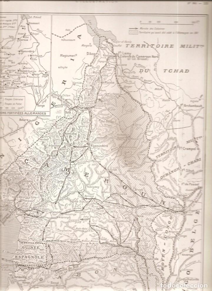 2380. I GUERRA MUNDIAL EN AFRICA: CAMERUN (Militar - I Guerra Mundial)