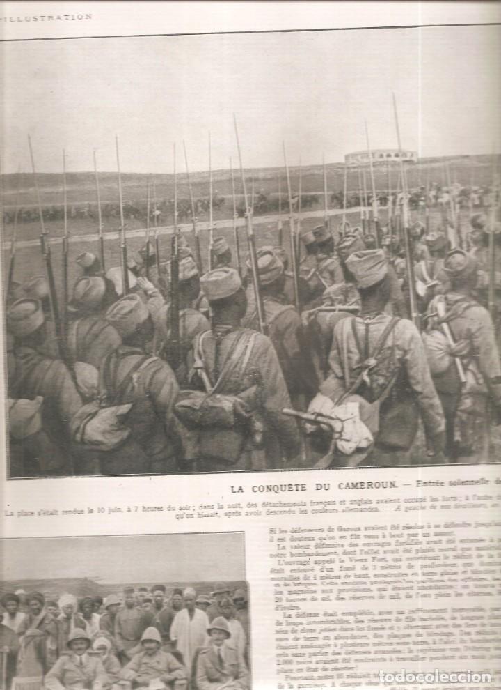 Militaria: 2380. I guerra mundial en africa: camerun - Foto 3 - 211718851