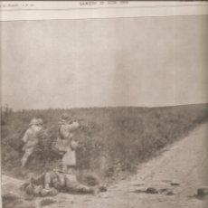 Militaria: 2385. CONTRAATAQUE 11 JUNIO 1918. Lote 211981706