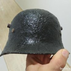 Militaria: CASCO ALEMAN M16. Lote 225571675