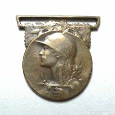 Militaria: FRANÇAISE REPUBLIQUE. GRANDE GUERRE 1914 - 1918. MEDALLA FRANCESA PRIMERA GUERRA MUNDIAL.. Lote 220349825