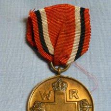 Militaria: MEDALLA IMPERIAL PRUSIANA PARA MÉDICO/ENFERMERO EN LA GRAN GUERRA (1914-18) CRUZ ROJA. Lote 220429742