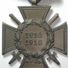 Militaria: CRUZ DE HONOR 1914-1918 PRIMERA GUERRA MUNDIAL. CRUZ DE HINDENBURG.. Lote 220448436