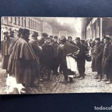 Militaria: POSTAL FRANCIA ( FRANCE ) 1ª GUERRA MUNDIAL / TROPAS COLONIALES ( SPAHIS ) REGRESANDO DEL FRENTE. Lote 221746430
