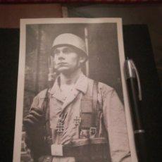 Militaria: FIJELMALLER FOTO TAMAÑO GRANDE SEGUNDA GUERRA MUNDIAL. Lote 221835288