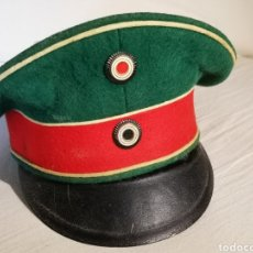Militaria: GORRA OFICIAL PRUSIANO, ORIGINAL. Lote 233677325