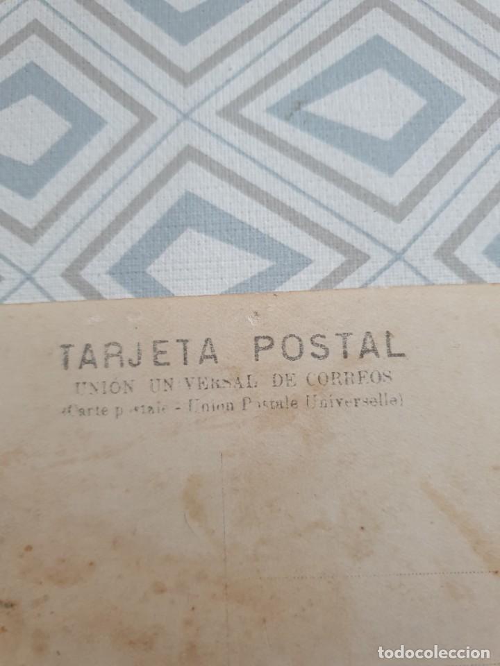 Militaria: CARTA POSTAL 1 GUERRA MUNDIAL ,SOLDADOS EN NIDO DE AMETRALLADORAS. - Foto 3 - 253701600