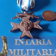 Militaria: CRUZ BÁVARA AL VALOR DE BRONCE. Lote 269301518