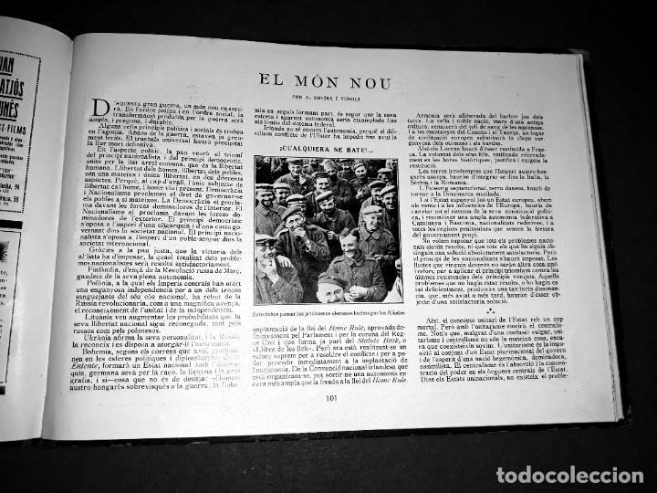 Militaria: Album de la Guerra ( Los Aliados en 1917 ) A. Artís 1ª Edición - Foto 7 - 271661768