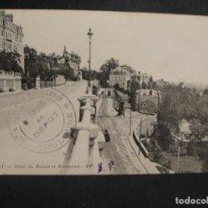 Militaria: POSTAL CIRCULADA - FRANCIA ALEMANIA - SELLO DEPOSITO ARTILLERIA DE TOULOUSE - AÑO 1918. Lote 277419863