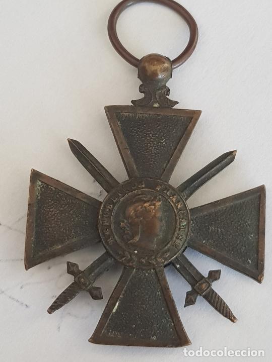REPUBLIQUE FRANCAISE 1814-1817 (Militar - I Guerra Mundial)