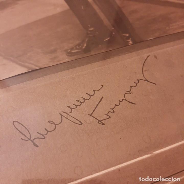 Militaria: Fotografía del Príncipe Guillermo heredero del Husar Guillermo II con firma - Foto 2 - 278423973