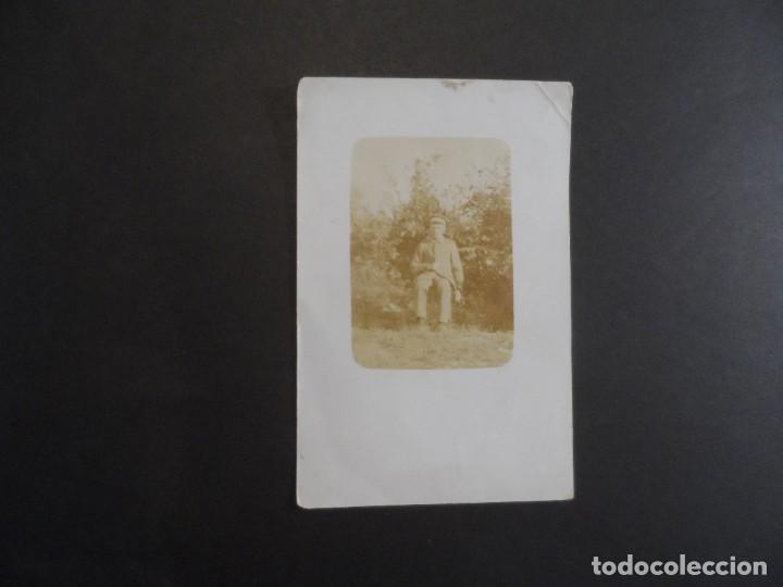 Militaria: SOLDADO IMPERIAL GUSTAV BALZER. II REICH. AÑOS 1914-18 - Foto 2 - 287336468