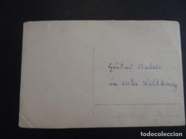 Militaria: SOLDADO IMPERIAL GUSTAV BALZER. II REICH. AÑOS 1914-18 - Foto 3 - 287336468