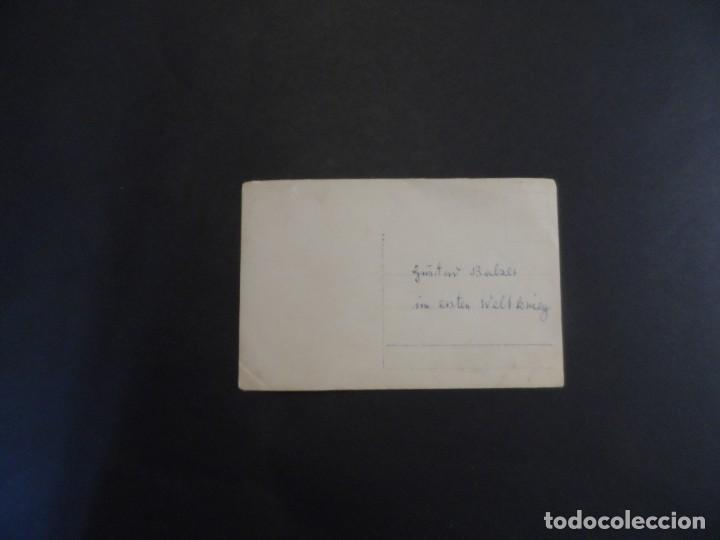 Militaria: SOLDADO IMPERIAL GUSTAV BALZER. II REICH. AÑOS 1914-18 - Foto 4 - 287336468