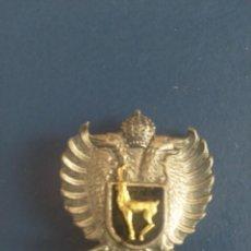 Militaria: INSIGNIA ÁGUILA BICÉFALA ALEMANIA. Lote 288014643