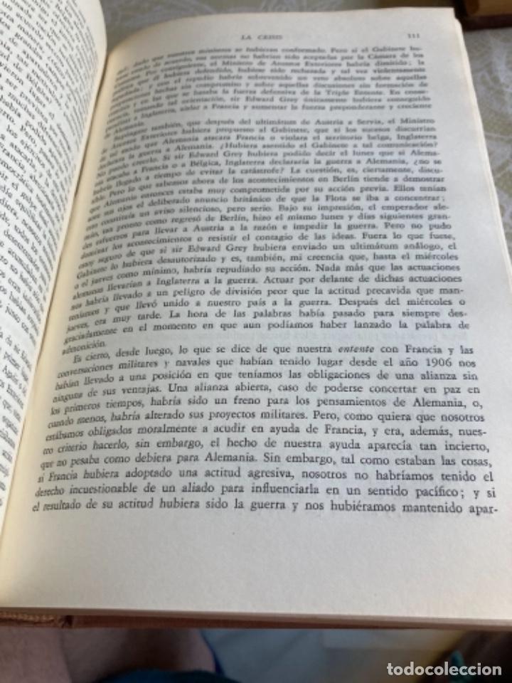 Militaria: Libro la crisis mundial winston churchill - Foto 5 - 288338688