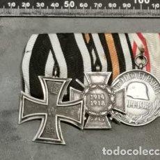 Militaria: GERMAN GROUPING WAR MEDAL WW1. Lote 288343118