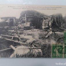 Militaria: POSTAL VERDUN, CIRCULADA 1925. Lote 295520943