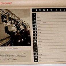Militaria: ALMANAQUE ORIGINAL 1942 DEL EJERCITO ALEMAN EN CASTELLANO PARA EL EJERCITO ESPAÑOL -RARISIMO-. Lote 26742314