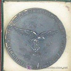 Militaria: PLACA DE HONOR DE LA LUFTWAFFE, IIGM. CON EFIGIE DE GÖRING. RAGO06.40J. Lote 16379930