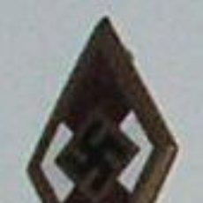 Militaria: DISTINTIVO CATEGORÍA ORO DE LA JUVENTUD HITLERIANA.. Lote 13024263