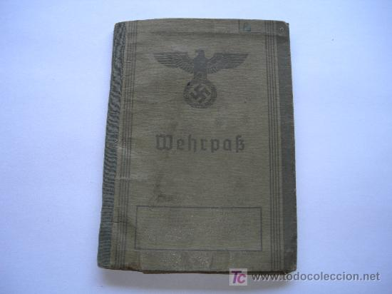 WEHRPAB(03.) (Militar - II Guerra Mundial)