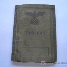 Militaria: WEHRPAB(03.). Lote 26437496