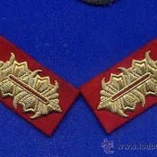 Militaria: PARCHES DE CUELLO GENERAL ALEMAN. Lote 194203097