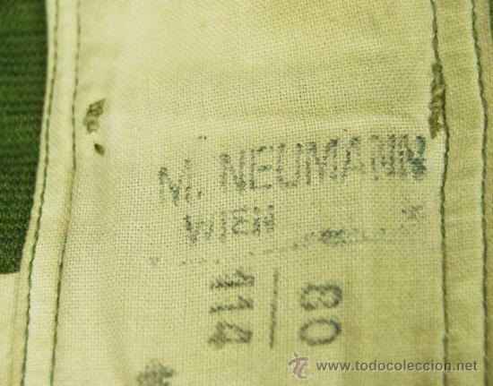 Militaria: Pantalones Tropicales del 2º Modelo para el Afrikakorps - Foto 8 - 27163368