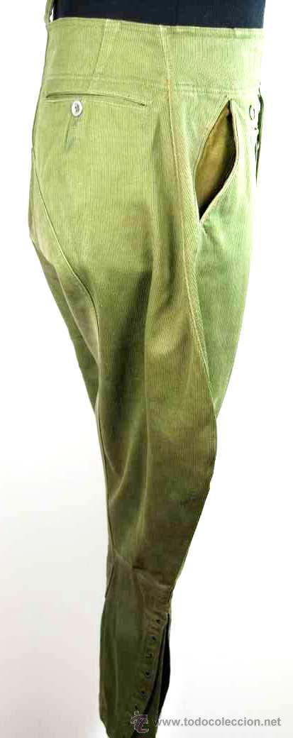 Militaria: Pantalones Tropicales del 2º Modelo para el Afrikakorps - Foto 10 - 27163368