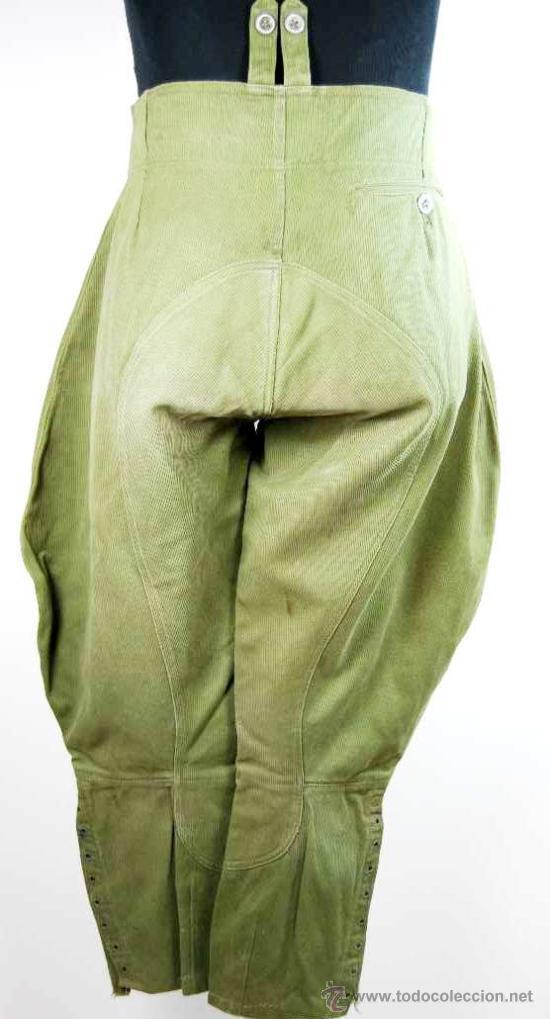 Militaria: Pantalones Tropicales del 2º Modelo para el Afrikakorps - Foto 11 - 27163368