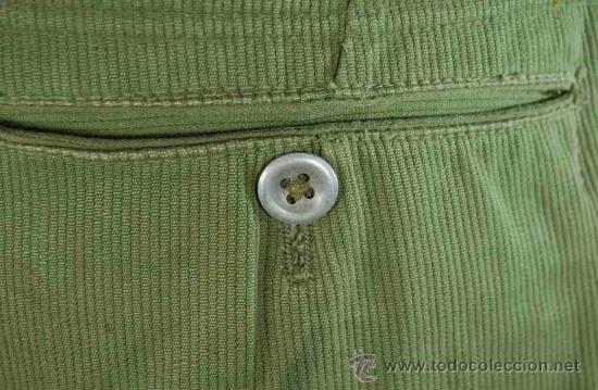 Militaria: Pantalones Tropicales del 2º Modelo para el Afrikakorps - Foto 13 - 27163368