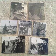 Militaria: 7 FOTOS ORIGINALES ALEMANAS DE LA KRIEGSMARINE II GUERRA MUNDIAL. Lote 22538932