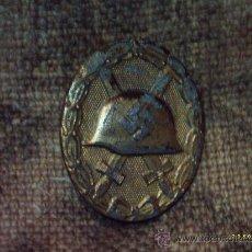 Militaria: INSIGNIA ALEMANA 2ª GUERRA MUNDIAL. HERIDO EN COMBATE. Lote 24369676