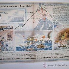 Militaria: LA CATASTROFE DE UN CONVOY EN EL OCEANO GLACIAL. Lote 17212311