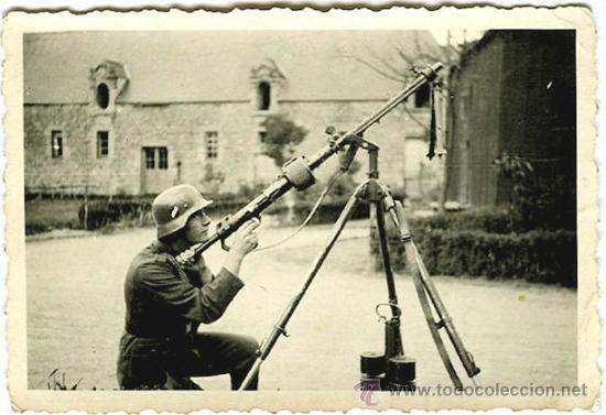 Militaria: Cargador MG 15, no MG 34. Wehrmacht Luftwaffe Kriegsmarine Guerra Civil Legion Kondor Afrika Korps - Foto 8 - 19829099