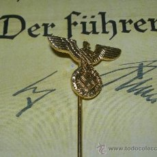 Militaria: ALFILER INSIGNIA PARTIDO NSDAP. Lote 142244852