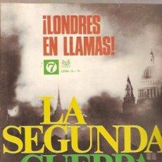 Militaria - REVISTA LA SEGUNDA GUERRA MUNDIAL Nº 7 LONDRES EN LLAMAS CODEX - 26416784