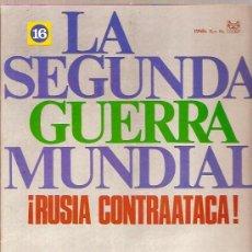 Militaria - REVISTA LA SEGUNDA GUERRA MUNDIAL Nº 16 RUSIA CONTRAATACA CODEX - 26416923