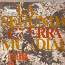 Militaria - REVISTA LA SEGUNDA GUERRA MUNDIAL Nº 19 GUERRA EN EXTREMO ORIENTE CODEX - 26416995