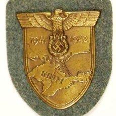 Militaria: DISTINTIVO DE LA CAMPAÑA DE CRIMEA (KRIM). Lote 26687587