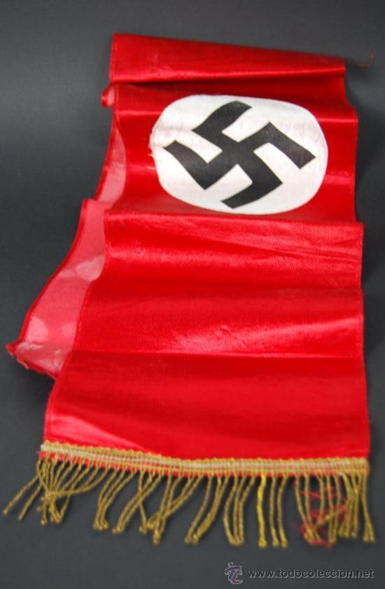 NSDAP/ BANDA DE FUNERAL (Militar - II Guerra Mundial)