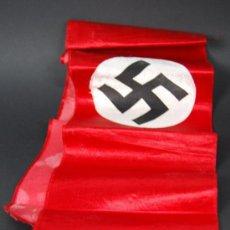 Militaria: NSDAP/ BANDA DE FUNERAL. Lote 27611421