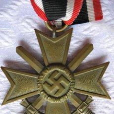Militaria: CRUZ MERITO DE GUERRA 2ª CLASE. Lote 31731155